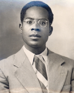Aimé Césaire, Martinician poet and politician. Source: Schomburg Center for Research in Black Culture.