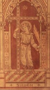 Little St Hugh of Lincoln.