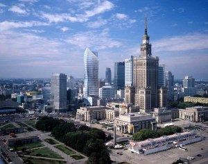 Warsaw today. [Source: Aldinger & Wolf]