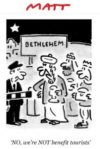 Matt/The Telegraph