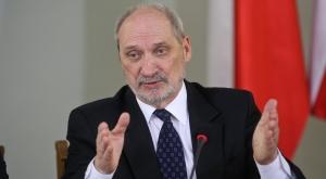 Macierewicz in 2015. [Source: polskieradio].