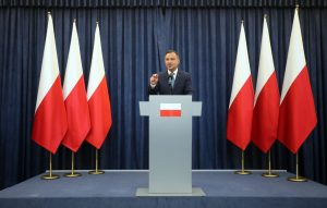 Reform of the judical law in Poland